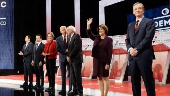 Las mejores frase del debate demócrata