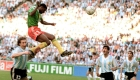 Cristiano Ronaldo: otros saltos similares al gol de cabeza del portugués