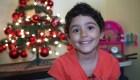 La primera Navidad de Delfina Urraza sin cáncer