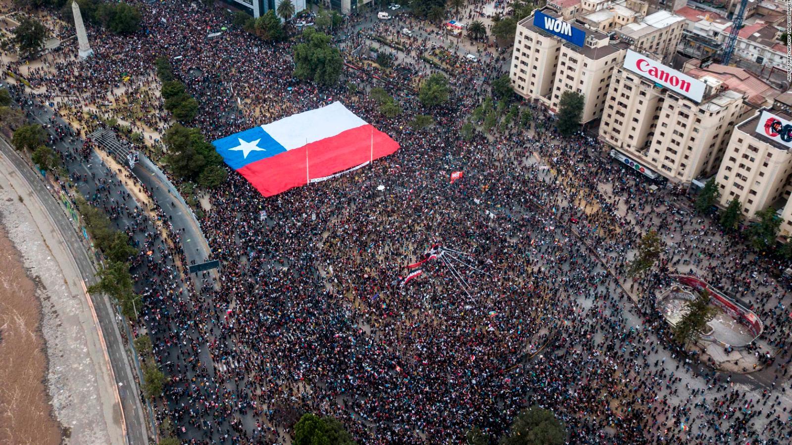 Chile tras las protestas: ¿cuál es la percepción de los inversores extranjeros?