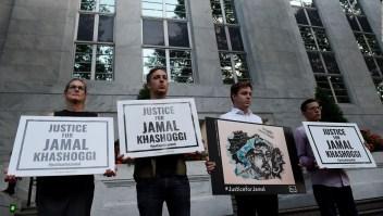 Aplican severas sentencias en el caso de Jamal Khashoggi