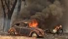 100 incendios continúan ardiendo en Australia