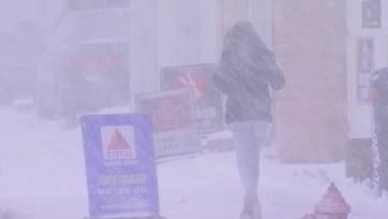 EE.UU. recibe la navidad con fuertes tormentas