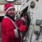 Papá Noel es recolector de basura en este pueblo argentino