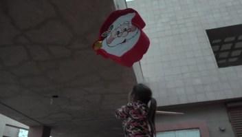 ¿Cómo celebran las fiestas las madres y niños deportados?