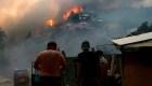 Esto es lo que se sabe de los incendios en Valparaíso