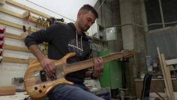 Instrumentos musicales ecológicos