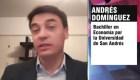 """Andrés Domínguez: """"Se castiga al sector que genera dólares"""""""