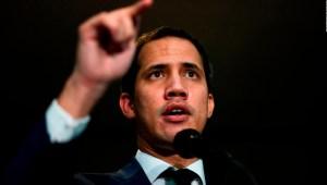 La figura de poder de Juan Guaidó en Venezuela