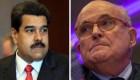 Rudy y su conversación telefónica con Maduro