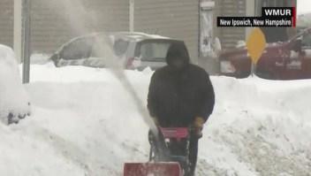 EE.UU., año nuevo con alerta por bajas temperatura