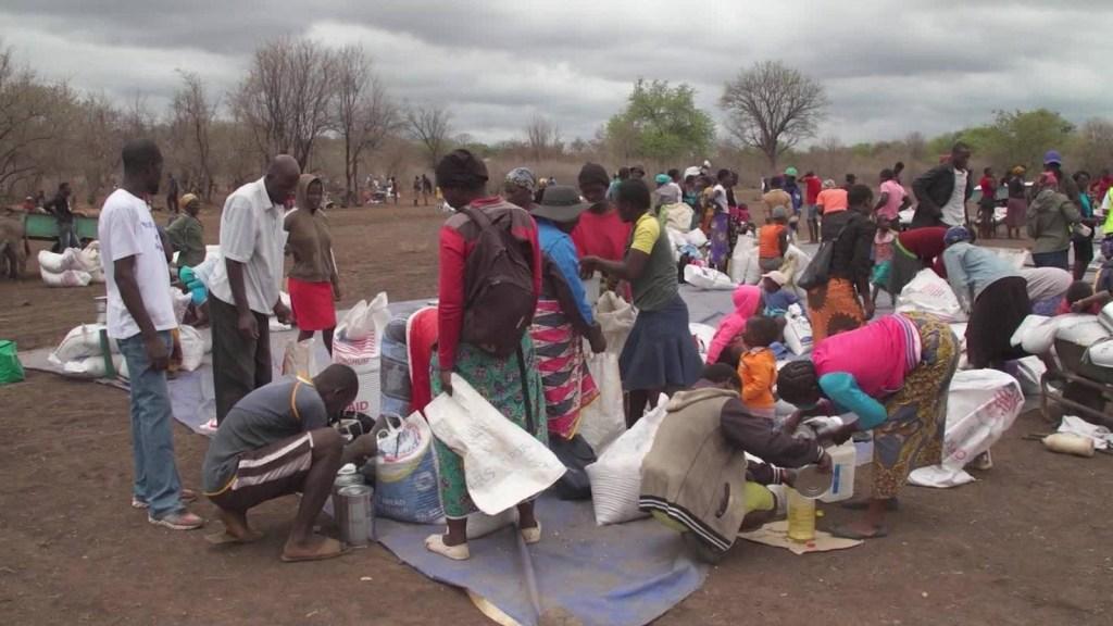 45 millones de personas en riesgo de hambruna en África