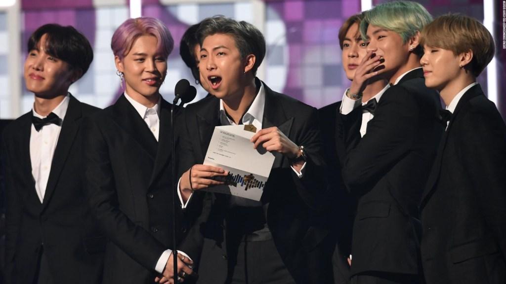 El grupo coreano BTS despedirá el 2019 en Times Square