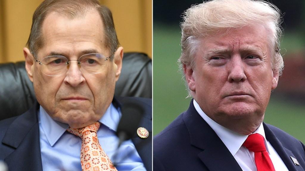 Los demócratas presentarán el martes artículos de juicio político sobre abuso de poder y obstrucción del Congreso