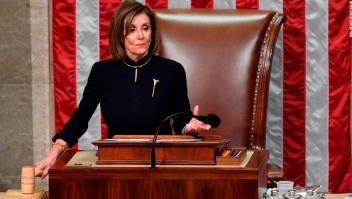 Nancy Pelosi juicio político