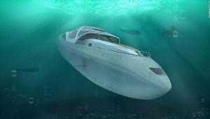 Yate submarino