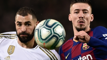 real madrid barcelona benzema