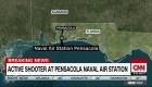 Un tiroteo en una base aérea de Pensacola deja varios heridos