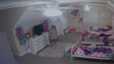 Hacker Sorprende A Una Niña De 8 Años A Través De La Cámara De Seguridad De Su Cuarto Video Cnn