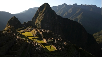"""Machu Picchu: Exigen """"sanción drástica"""" para sospechosos de vandalismo"""