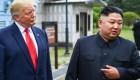 Donald Trump desea feliz cumpleaños a Kim Jong Un