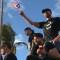 Ricky Martin se une a las protestas en Puerto Rico