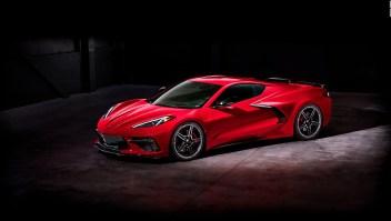Corvette, el automóvil del año