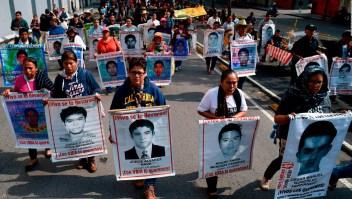 Caso Ayotzinapa: Padres exigen ampliar la investigación
