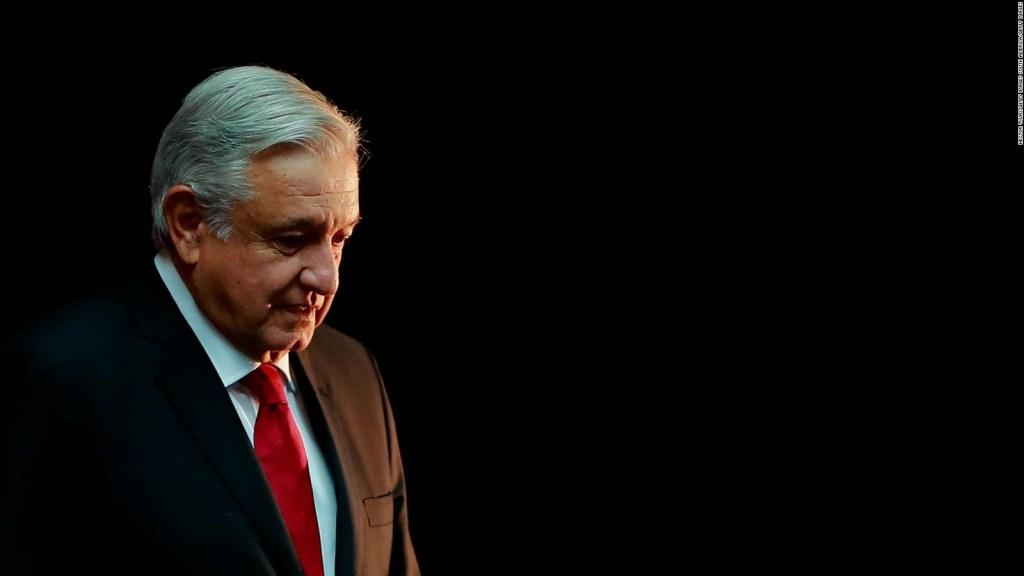 López Obrador desmarca su gobierno del narcotráfico