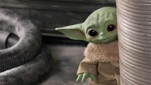 Un Baby Yoda personalizado