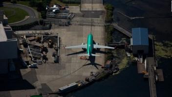 Preocupantes mensajes internos sobre el Boing 737 MAX