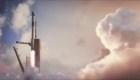 Así luciría el primer lanzamiento tripulado de SpaceX