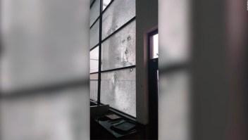 México: múltiples tiroteos en Nuevo Laredo