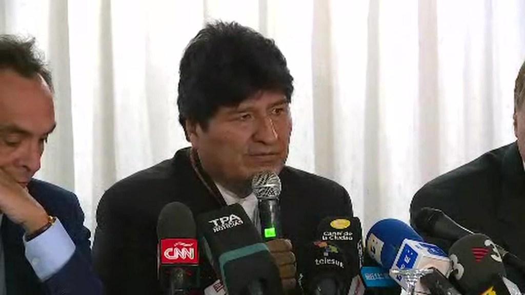 """Áñez: """"Morales tiene una enfermedad mental..."""""""