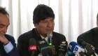Evo Morales contrata abogados