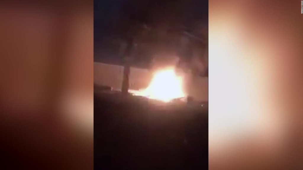 Tres proyectiles impactan el aeropuerto de Bagdad, Iraq