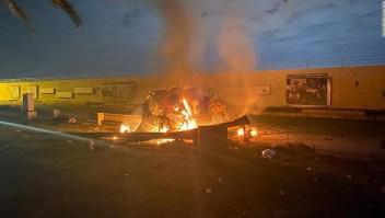 Ataque en Bagdad
