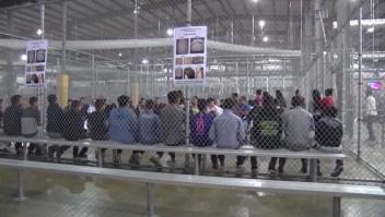 Critican plan médico para migrantes detenidos en EE.UU.