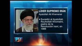 ¿Quién es el líder supremo de Irán?