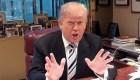 """Trump en 2011: """"Obama comenzará una guerra con Irán"""""""