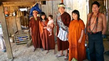 Los matrimonios en la cultura ashaninka