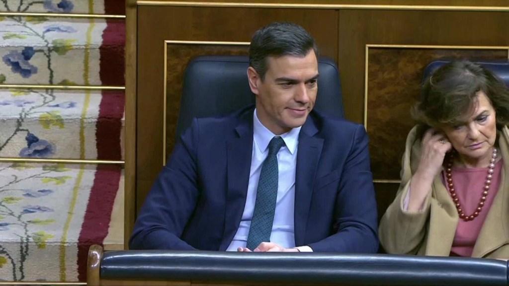 Los detalles de la primera votación en España