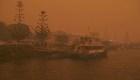 Incendios en Australia: el cielo se tiñe de rojo