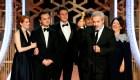 """Sam Mendes con """"1917"""", la sorpresa de los Globo de Oro"""