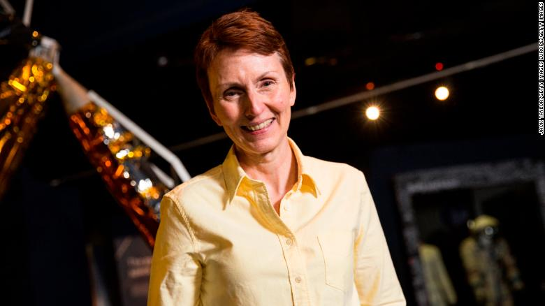 pictured at the Science Museum on May 20, 2016 in London, England. Ms Sharman became the first Briton into space and the first female astronaut to visit the Mir space station in 1991, as part of Project Juno, a UK-Soviet cooperative programme. An event was held at the Science Museum today to mark the 25th anniversary of Ms Sharman's mission into space. (Photo by Jack Taylor/Getty Images)