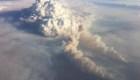 Incendios masivos en Australia forman raras nubes de tormenta