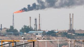¿Será el petróleo el arma preferida de Irán contra EE.UU.?