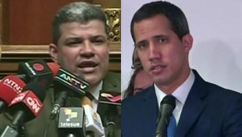 Luis Parra exige a Maduro dar la cara ante el Parlamento