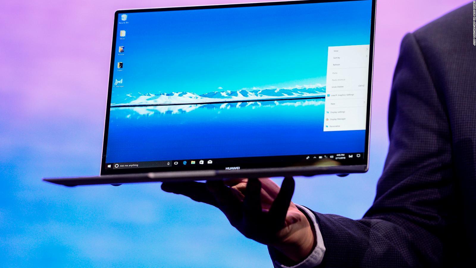 Quieres una nueva computadora portátil? Estas son las 5 mejores para  comprar en 2020 | Video | CNN
