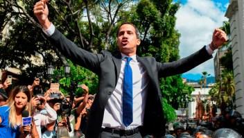 Guiadó accede a la Asamblea Nacional de Venezuela